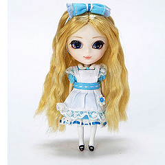 Little + de 2008 Pullip Blue Alice