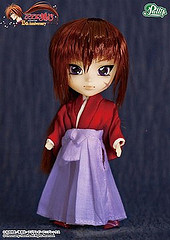 Little + de 2011 Pullip Docolla Kenshin