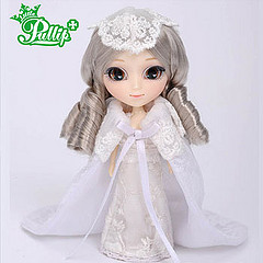 Little Pullip + Moonstone 2009