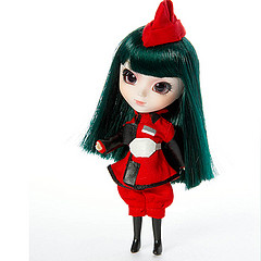Little + de 2009 Pullip Ms. Green