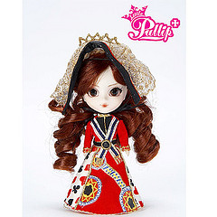 Little + de 2008 Pullip Queen of Hearts
