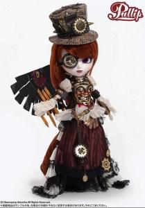 Pullip de 2012 Aurora Steampunk