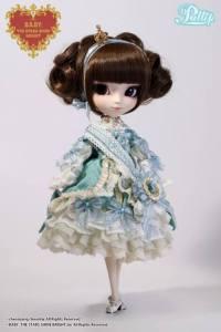 pullip de 2014 Fukasawa Midori La Robe Vert Clair