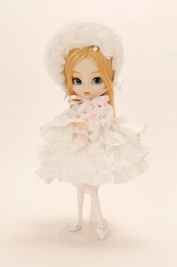 Pullip Baby, the Stars Shine Bright in white angel 2013