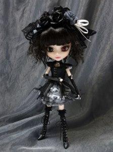 Pullip de 2011 Yuki poster version