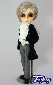 Taeyang Butler 2007