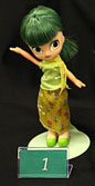 prototypes de 2008 Angel Pullip Hawaii Green