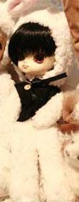 Prototype Dal Kigurumi White Rabbit 2009