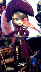 Doll Isul Captain 2011