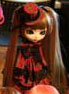 Prototype Pullip Black And Red Lolita 2009
