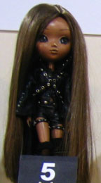 prototypes de 2005 Pullip Black Beauty