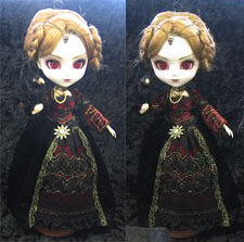 prototypes de 2009 Pullip Carmilla