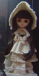 Prototype Pullip Doll Dress 2007