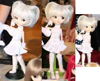 Prototype Pullip in white 2009