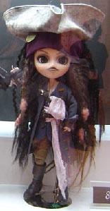 Prototype Pullip Jack Sparrow 2007