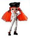 Prototype Pullip Orange and White 2003