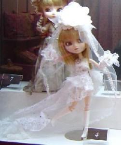 prototypes de 2007 Pullip White Lolita