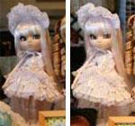Prototype Pullip White Lolita White Hair 2009