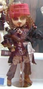 Prototype Taeyang Jack Sparrow 2007