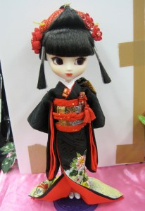 prototypes de 2009 Pullip Asian