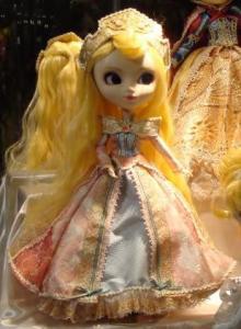 Pullip Aurora Disney 2008