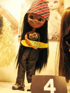 prototypes de 2005 Pullip Black