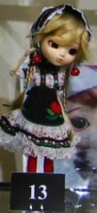 prototypes de 2005 Pullip Holland