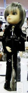 Taeyang Gothic Style 2009