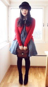 Casual Lolita style