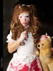 Guro Lolita style