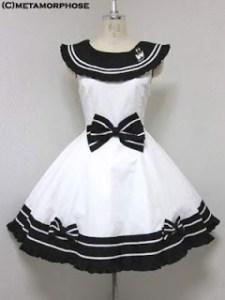 Sailor Lolita style