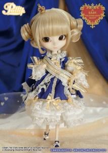 pullip de 2015 Pullip La Robe Vert Bleu Royal Ver.
