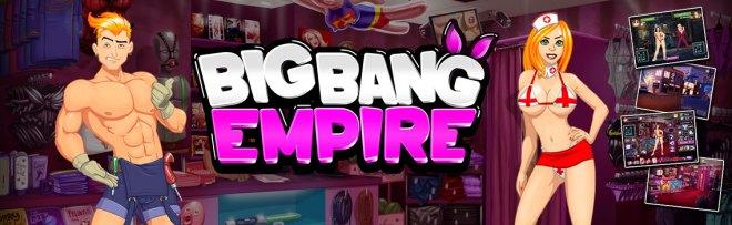 Bannière Big Bang Empire