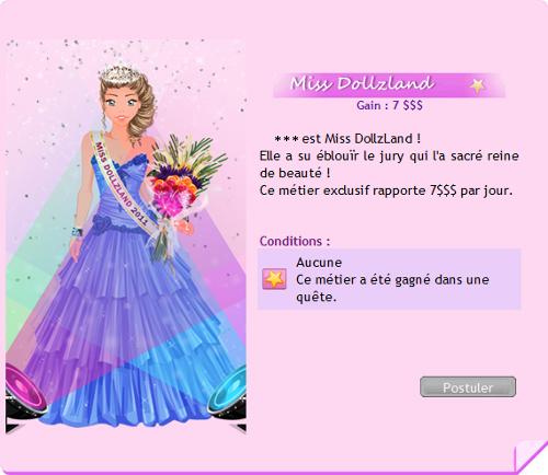 Miss Dollzland