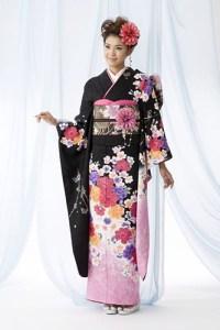 Kimono traditionnel