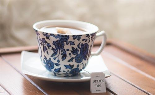 Cocooning tea