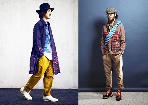 Mori boy style