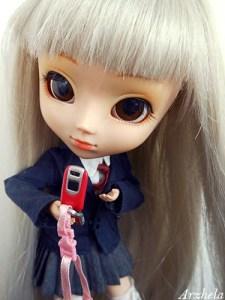 Amande wig blonde
