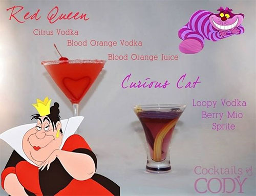Red Queen by Cody Cocktails