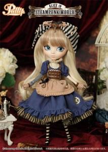 Pullip Alice in Steampunk World by Suemomo