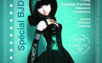 affiche Doll Rendez-vous in Paris 2015