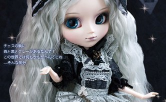 Pullip Romantic Alice Monochrome version 2016
