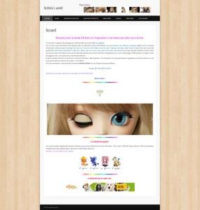 Arzhela Homepage
