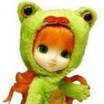 Little Pullip Froggy
