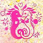 Mes Jolies Sirènes Ocean Kiss symbol