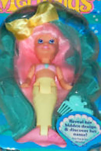 My Pretty Mermaids Flower Dream MIB