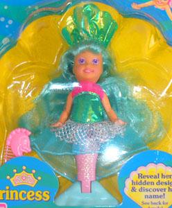 My Pretty Mermaids Princess Crystal Starr MIB