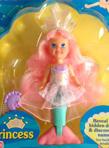 My Pretty Mermaids Princess Moon Dancer MIB
