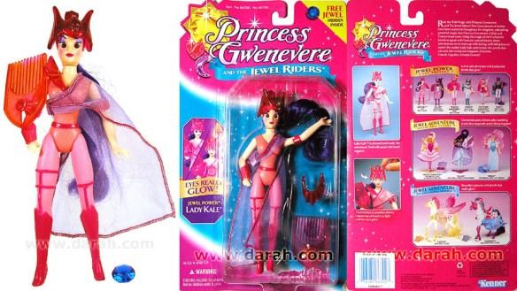 Princesse Starla Lady Kale serie 1
