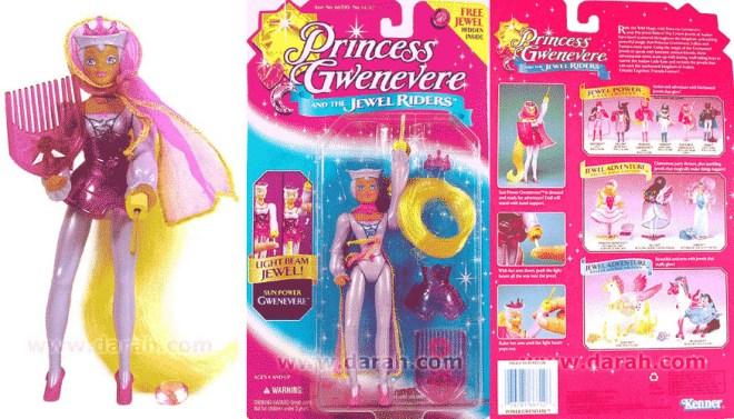Princesse Starla Starla serie 3